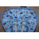 """Чехол моющийся - непромокаемый из плащёвки для Happy Baby Kevin V2 / Хэппи Беби Кевин, расцветка """"Кораблики"""""""