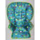 """1 - сторонний Чехол из плащёвки для стульчика CAM Campione / Кам Кампион, расцветка """"Круги на океано"""""""