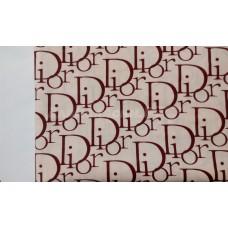 Ткань хлопок DIOR. Брендовая ткань для шитья, одежды, текстиля, декора